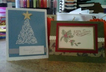 stamping/card ideas / by Debbie Sawchuk