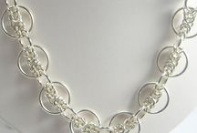 Chain maille jewelry / by Debb Evans