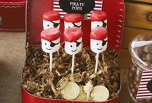 pirate party / by Lyndal Nicholls Plociennik