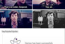 Sherlock/Cumber Collective / by Izzy Cornelius