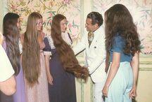 Long Hair Obsession / by Rita Higdon Owens