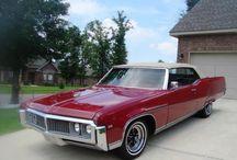 1969 Electra / '69 Buick Electra / by Chris Layton