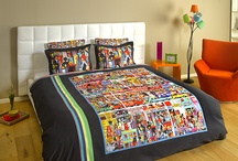 Unique Duvet Covers / Artistc Duvet Covers with Digital Prints of Paintings by International Artists / by ARTnBED