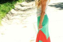 Skirt Inspiration / by Alicia McNamara