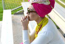 Hijab Chic / by Sabrine Saeid-Abueid