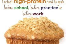 Protein / by Melanie Painter Photographer