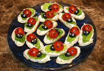 Food ideas / by Wendy Briggs