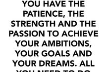 motivation / by Lisa Mills