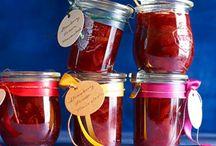 jams and preserves / by Jennifer Tough