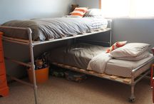Bedrooms / by Danielle Streng Lawson