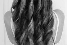 hair / by Traci Thrush