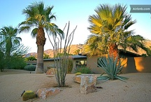 Palm Springs Vacation Rental / This is our getaway and creative retreat. A mid century modern place tucked away in classic Palm Springs. Great to unwind and to hang out by the pool / by Marc Posch