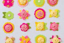 Flower Crafts / by Christi Barnes