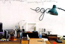 Office redo ideas / by Jessica King