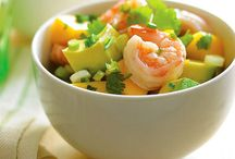 Salads / by Suzanne Wilson