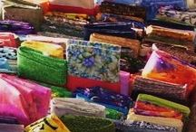 Fabrics / Fabric we all love to use / by Toni Dwyer