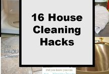 Cleaning & Household Hacks / A collection of cleaning and household hacks to make life a little easier! / by Stacie Vaughan {SimplyStacie.net}