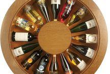 Wine Racks / by Hayley Dryland