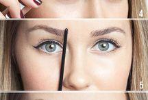 Make up/ tutorial / by Veronica Velasquez