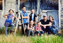 Family Photography / by Kinza Alspaugh