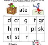 classroom - word families / by Sonya Vittiglio