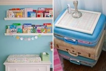 World Themed Nursery / Ideas for our nursery. / by Mary Makes Dinner