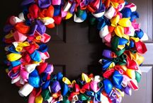 Wreaths I like / by Sarah Matthews