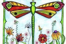 Dragonfly / by Susanne Mackenzie