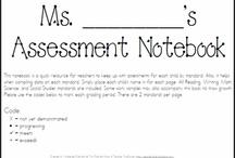 Classroom - Assessments / by Kacey Glaze