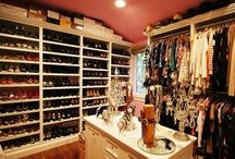 Dreamy Closets / by Madison Andrews