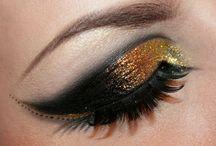 rockin make up / by Auryn EA