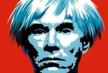 Andy Warhol / by Nix Nax