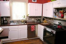 Kitchen Style / All about making the kitchen more beautiful / by Megan Rosker