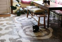 Painted Floors and Ceilings / by Robin Lebleu