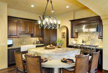 kitchen Islands / by Becky Warfel