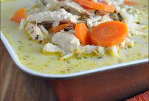 Soups/Stews/Crock Pot / by The Kim Six Fix
