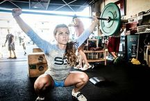 a crossfit life for me. / crossfit...the best part of my day. / by Courtney Mullane