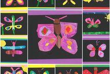 Elementary Art / by Sabrina Eftink