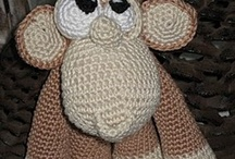 1Crochet~ Cuties ♥ / by Sally McCroskey