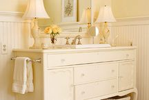 Master EnSuite Ideas / by Marybeth Cire Doughty