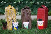 Crafts - Cardboard / by Lucille Hall