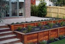 Landscaping ideas / by Anika Whittier