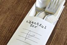 Thanksgiving / by Kensington Button (Emily Tryson)