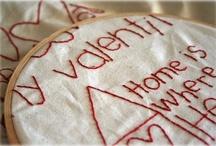 I Love to Stitch / by Stephanie Ackerman