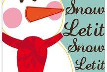 Snowmen / by Lenore Goodnreadytogo