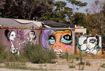 LA Graffiti  / Community driven board of graffiti art in the beautiful city of Los Angeles, California.  / by Stencil Revolution