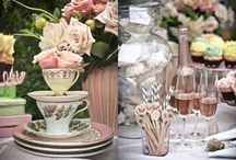 Bridal Showers  / Bridal shower ideas and inspiration    / by Pretty Little Vintage {Melbourne}