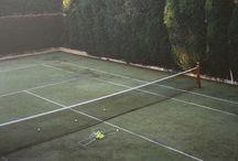 Tennis Art / by 10-S Tennis