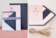Invites and other Stationary  / by Wedding Favors