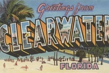 CLEARWATER BEACH FL / Heaven on Earth / by Colleen
